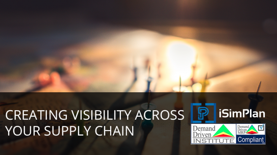 Supply Chain in Emerging Markets: How iSimPlan and DDMRP can be used to Improve Visibility Across your Supply Chain