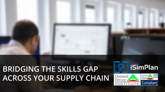 Supply Chain in Emerging Markets: How iSimPlan and DDMRP can be used to Overcome the Skills Gaps in your Supply Chain