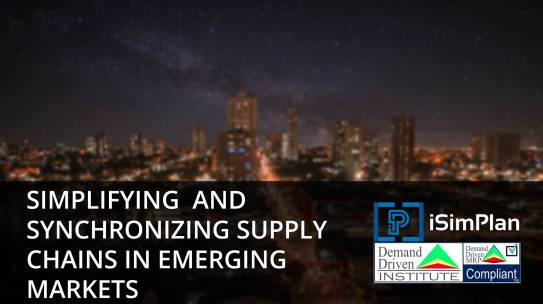 Supply Chain in Emerging Markets: How DDRMP can be used to Mitigate Supply Chain Barriers in Africa